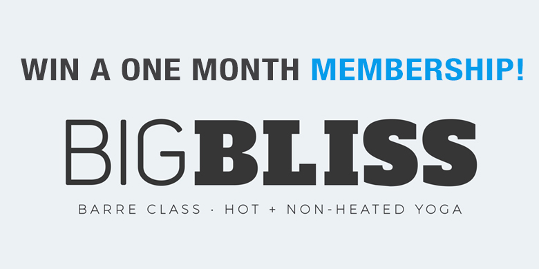 Win with Big Bliss Yoga