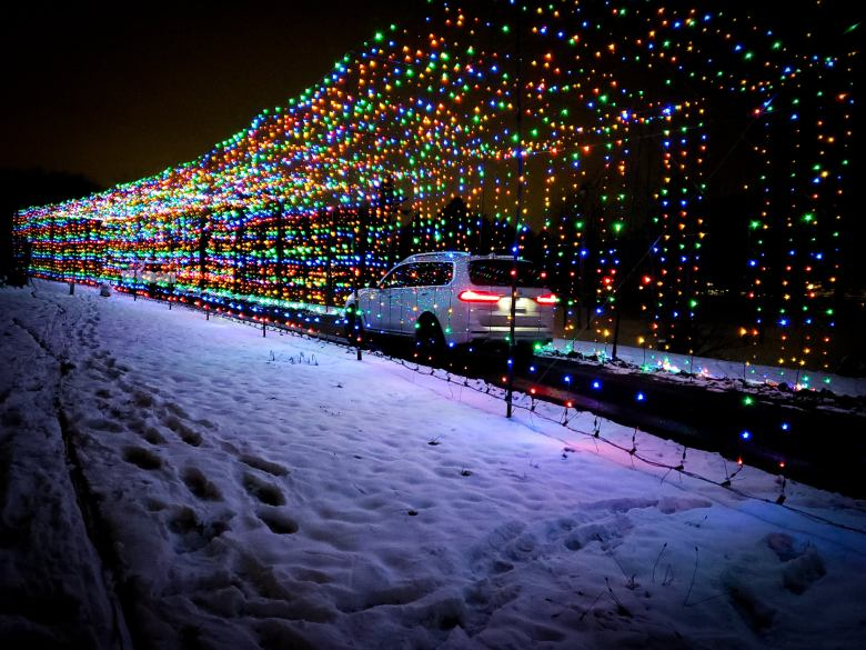 Gift of Lights at Bingemans (2020-2021)