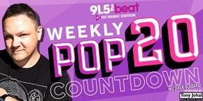 Weekly Pop 20 Countdown